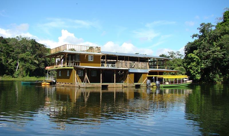 Panamatourdeals Tourcovers Floatingecolodge