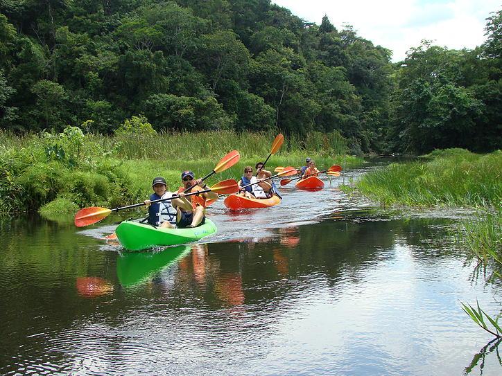 Gatun Kayaking Min