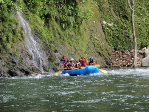 Rafting Tour Boquete